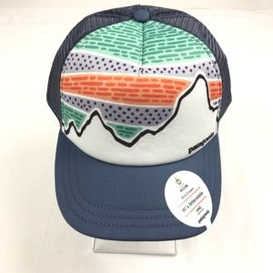 Patagonia Solar Rays '73 Interstate Hat Blue